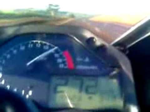 Honda Cbr 600 Rr Top Speed