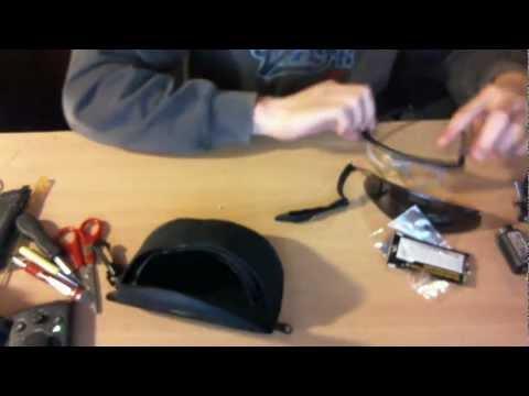 Airsoft: Schutzbrille / Brillenträger Aufgepasst!
