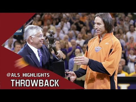 Steve Nash Full Highlights 2006 WCSF G1 vs Clippers - 31 Pts, 12 Ast, VINTAGE MVP Nash!