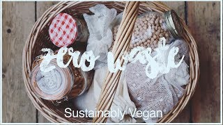5 Easy Zero Waste Tips for TEENS | living at Home