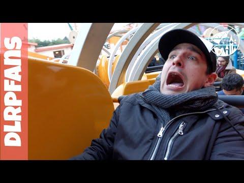 Fun Times with Justin Scarred at Disneyland Paris