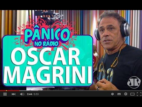 Oscar Magrini relembra treta de Victor Fasano com Repórter Vesgo  Pânico