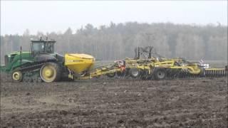 John Deere 9530T +Strom Machinery