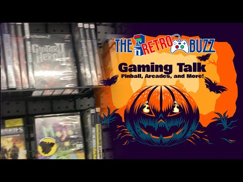 Arcade1Up Pinball, OutRun, and VR Talk - The Retro Buzz Ep. 44 from COOLTOY