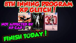 *NEW* 8TH INNING PROGRAM XP GLITCH! FASTEST POSSIBLE STUB GLITCH IN MLB THE SHOW 21 DIAMOND DYNASTY