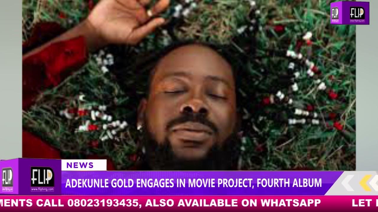 Download BANDITS ABDUCT POPULAR EMIR IN ZAMFARA+ADEKUNLE GOLD'S MOVIE PROJECT, FOURTH ALBUM COMING