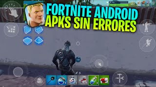 * FINALLY * DESCARGA FORTNITE MOBILE ANDROID FOR MAS MOBILES/DOWNLOAD APK MOD FORTNITE