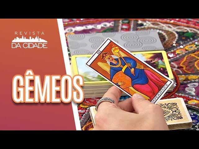 Previsão de Gêmeos 21/05 a 20/06 - Revista da Cidade  (18/02/19)