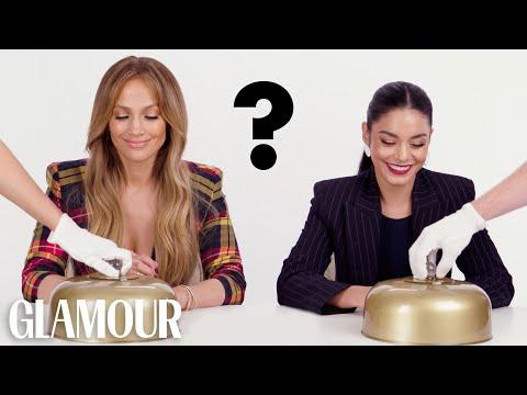 Jennifer Lopez and Vanessa Hudgens Make 7 Decisions | Glamour