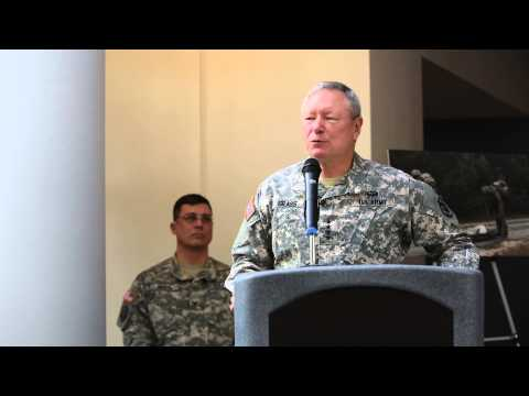 Gen. Frank J. Grass, CNGB, Leads 378th Guard Birthday Celebration