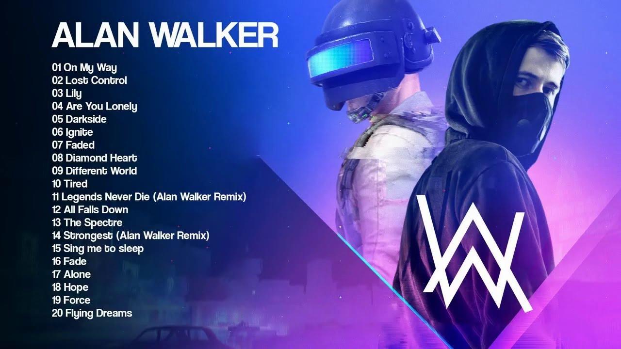 Alan Walker Para Jugar La Mejor Música Electrónica 2019 Mix Youtube