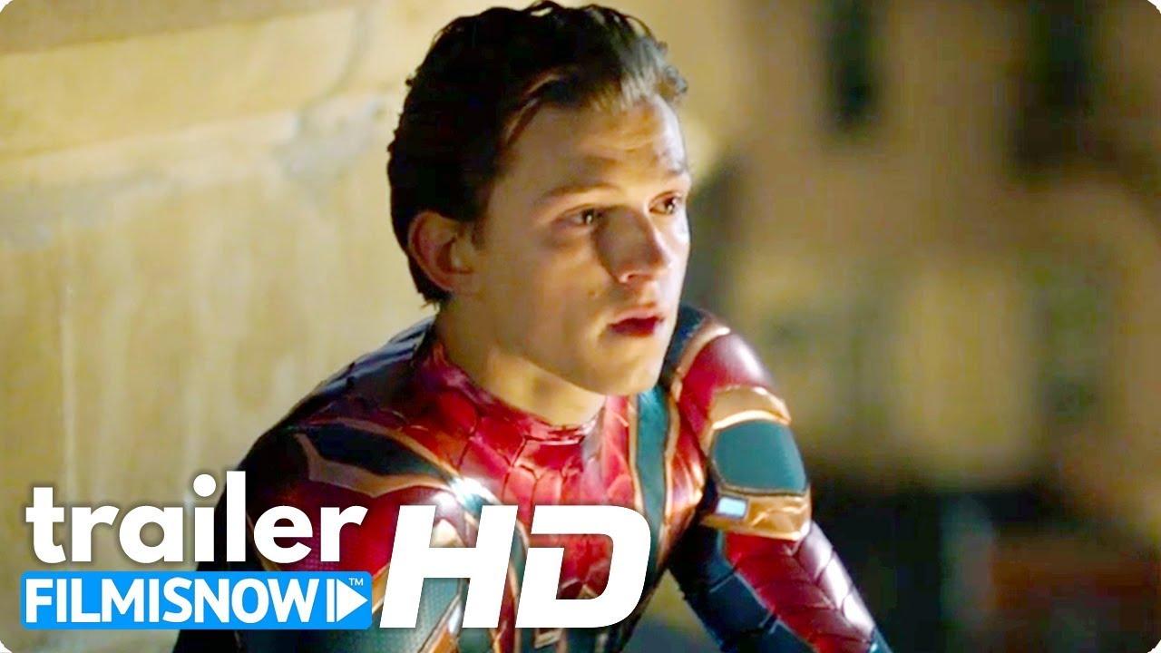 Download SPIDER-MAN: FAR FROM HOME (2019) | Nuovo Trailer ITA del Film con Tom Holland