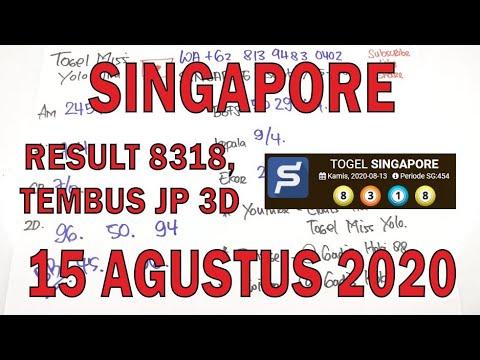 BOCORAN RUMUS PREDIKSI ANGKA #SGP 15 AGUSTUS 2020 #singapore #togelsgp #rumussgp