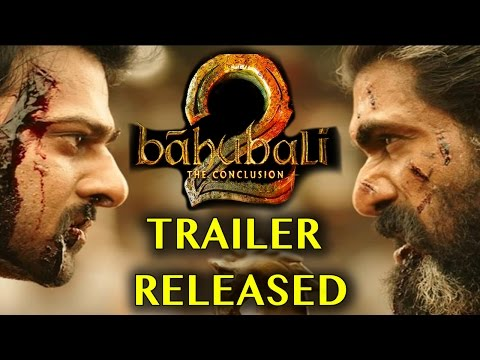 Baahubali 2 - The Conclusion Hindi Trailer 2017 Released | Prabhas | Rana Daggubati | Apr 2017