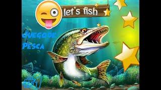 Nuevo Juegos Para el Canal Let's fish #1