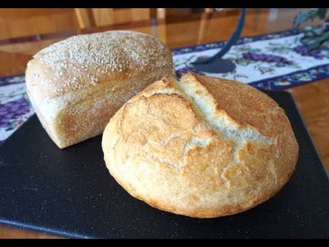 "Ultimate Introduction to No-Knead ""Turbo"" Bread… ready to bake in 2-1/2 hours"