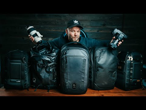 Finding The Perfect Camera Backpack // 2 Bags I Love And Recommend
