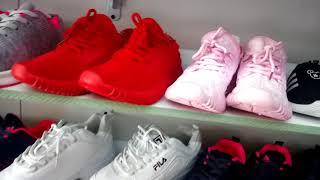видео Интернет-магазин спортивной одежды и обуви