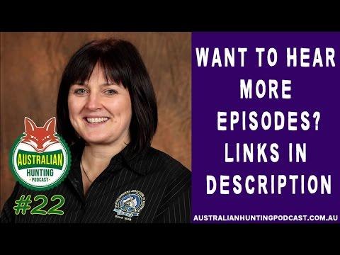 AHP #22 – SSAA NSW Executive Director Diana Melham