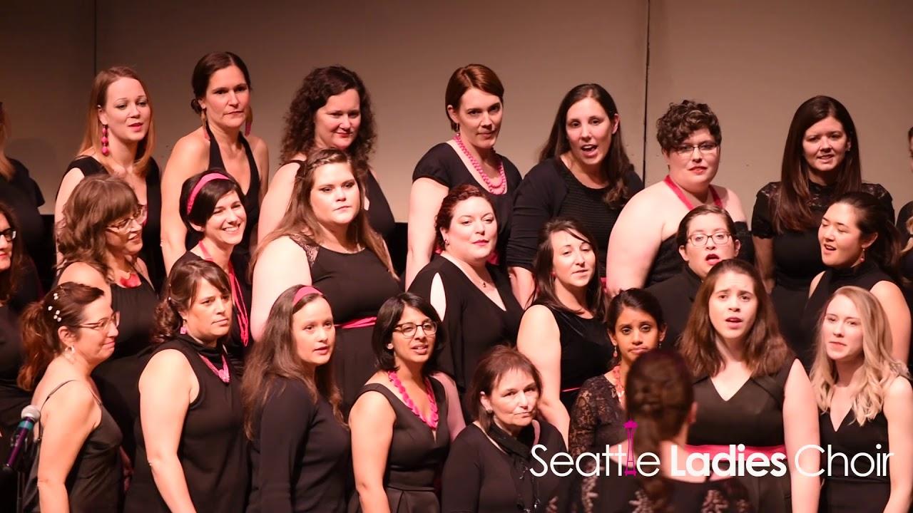 Seattle Ladies Choir: Africa (Toto) - YouTube