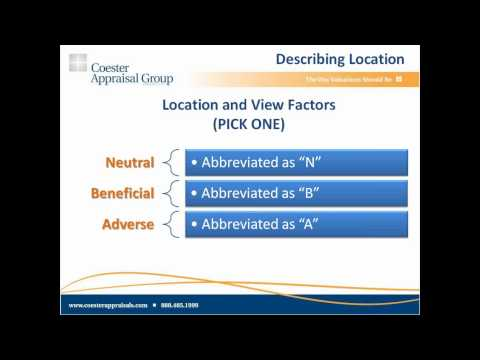 In-Depth -  The Uniform Collateral Data Portal and Uniform Appraisal Data Set