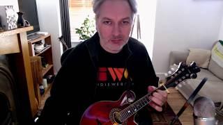 The Lilting Fisherman (reel) on mandolin