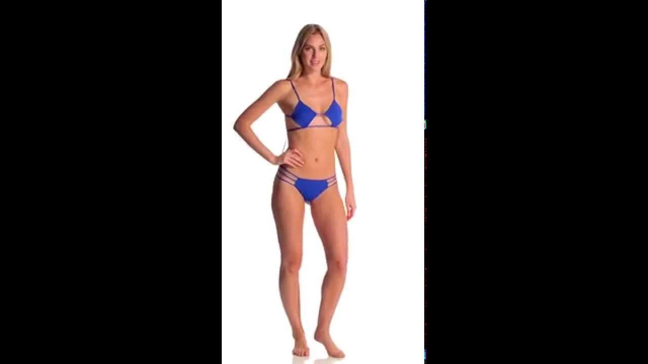 e8a412f29e Indah Jani Solid Stitch Diamond Bikini Bottom