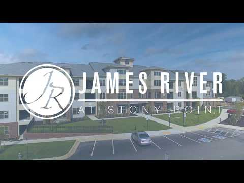 Living In Richmond, VA   James River at Stony Point Apartment Tour