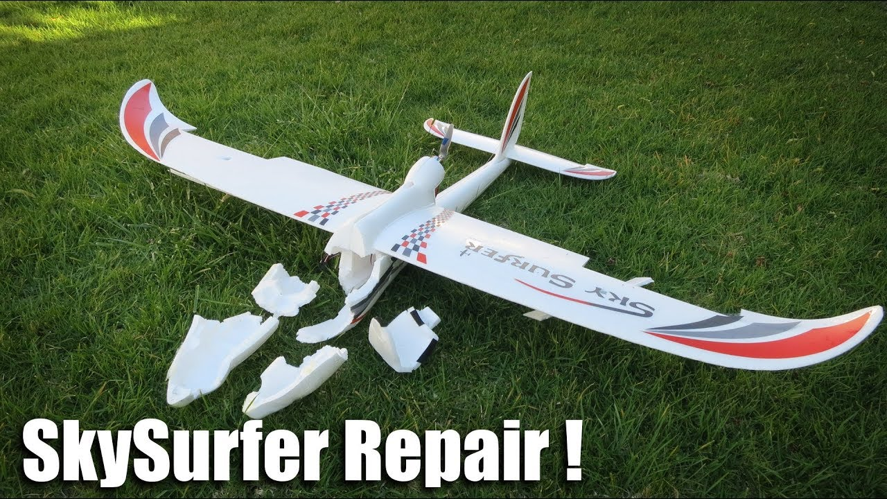 X-uav skysurfer x8
