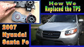 Replace Throttle Position Sensor and Clean Throttle Body  P0123 Code