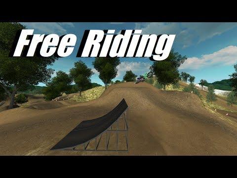 "MX Simulator - Free Riding - ""2014 Rhythm Valley Hybrid"""