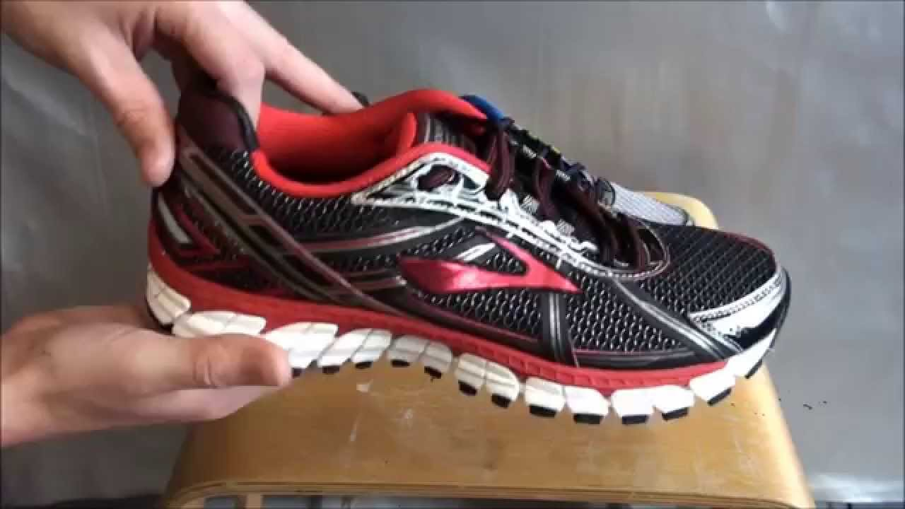dbeda32eba3 Brooks Adrenaline GTS 15 Running Shoes new additions - YouTube