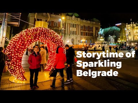FINALLY the vlog for Belgrade, Serbia: Lost Episode #1