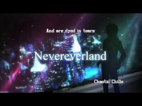Nevereverland Nano English Lyrics