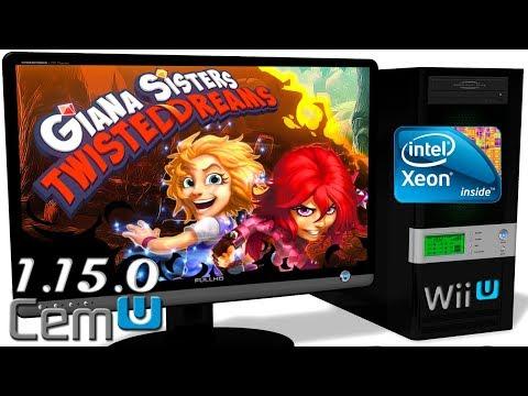 CEMU 1.15.0 [Wii U] - Giana Sisters: Twisted Dreams [Gameplay] #3