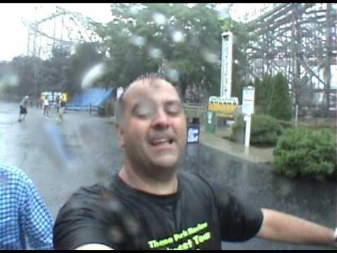 Cedar Point Amusement Park with Theme Park Review! - YouTube