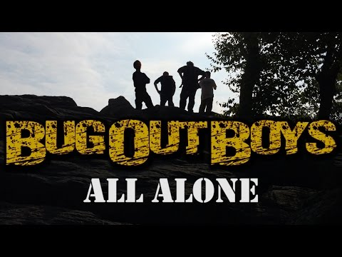 Bug Out Boys: All Alone