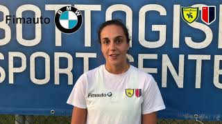 5.10.2018 - Intervista Marta Varriale