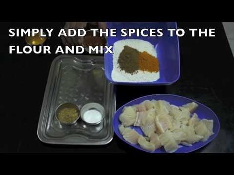 Indian crispy fish fry recipe hindi youtube indian crispy fish fry recipe hindi forumfinder Choice Image