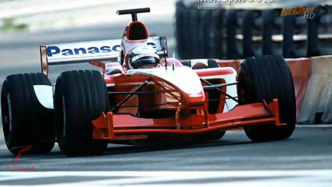 Toyota TF101 - AM01 (2001) - Y...