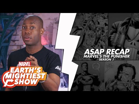 "ASAP Recap: ""Marvel's The Punisher"" Season 1 in 3 Minutes! 