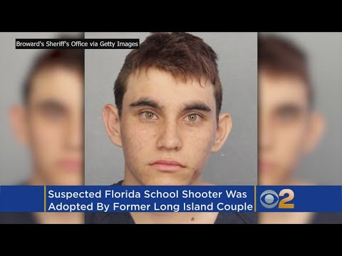 Florida School Shooting Suspect Was Adopted By Former Long Island Couple