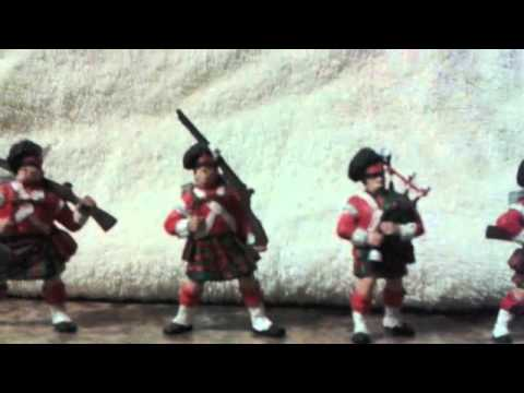 Painting Toy Soldiers
