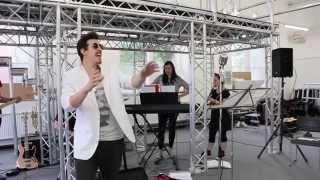 Oddsocks Summer Tour 2014 Video Diary - Week 2
