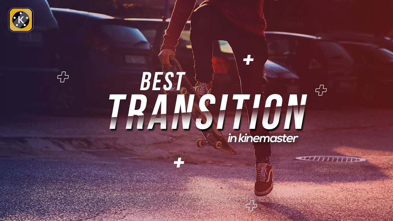 Kinemaster Editing Tutorial - Best Transition for Montage & AMV