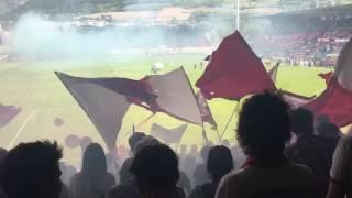 Fans des FC Sitten gegen den FC Zürich