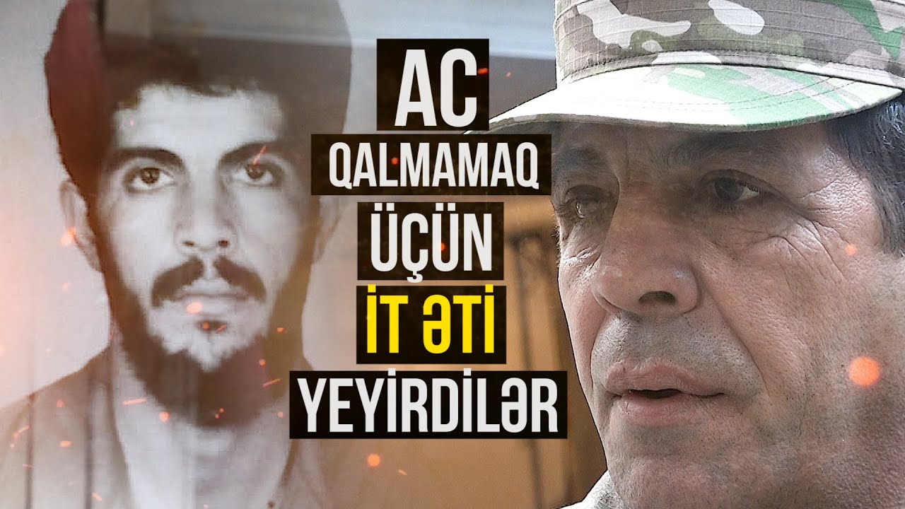 Ağlımada gəlməzdi bizim dəstənin içindən erməni çıxsın - Ağdamlı Santos Rafiq Kərimov