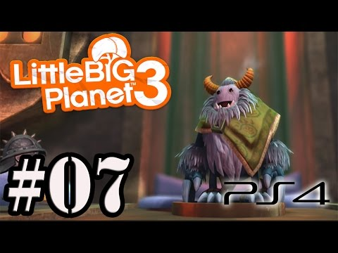 Let's Play: LittleBigPlanet 3 [PS4] - Parte 7
