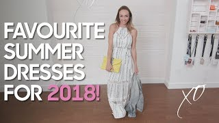 Must Have Summer Dresses   2018