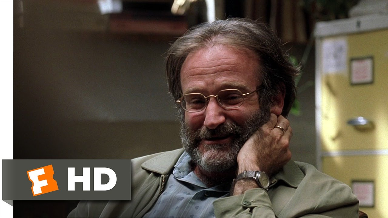 Good Will Hunting (5/12) Movie CLIP
